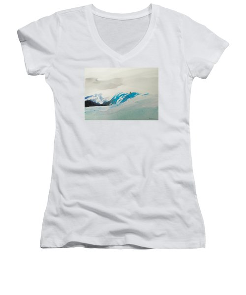 Mavericks Women's V-Neck T-Shirt