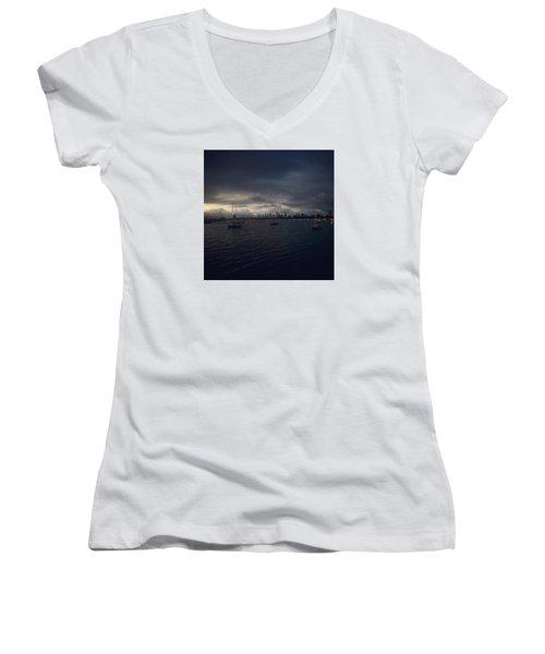 Melbourne Women's V-Neck T-Shirt