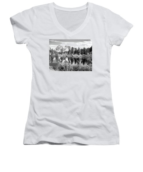 Mirror Lake Women's V-Neck