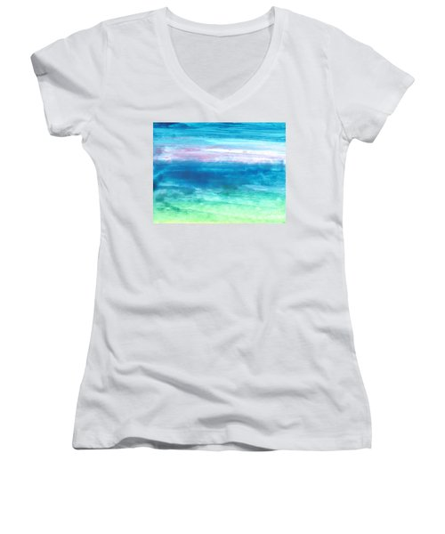 Misty Women's V-Neck T-Shirt