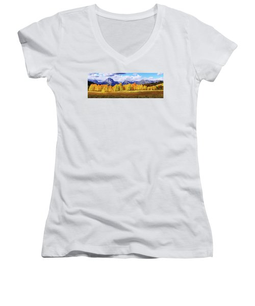 Moment Women's V-Neck T-Shirt