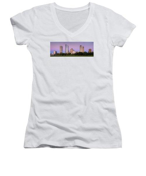 Morning Morning Women's V-Neck T-Shirt