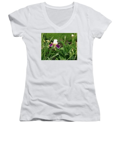 Mother And Child Women's V-Neck
