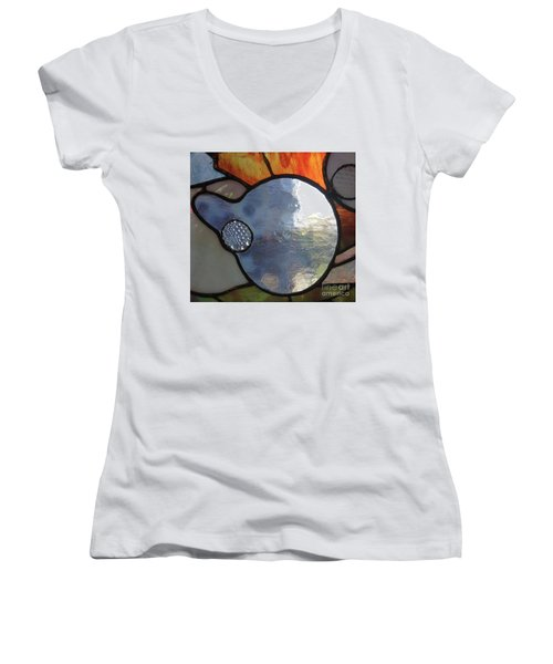 Nemo Detail Women's V-Neck T-Shirt
