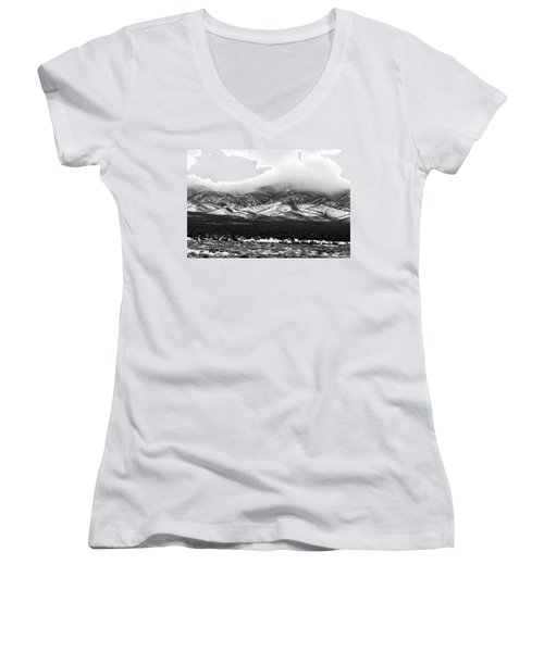 Nevada Snow Women's V-Neck (Athletic Fit)