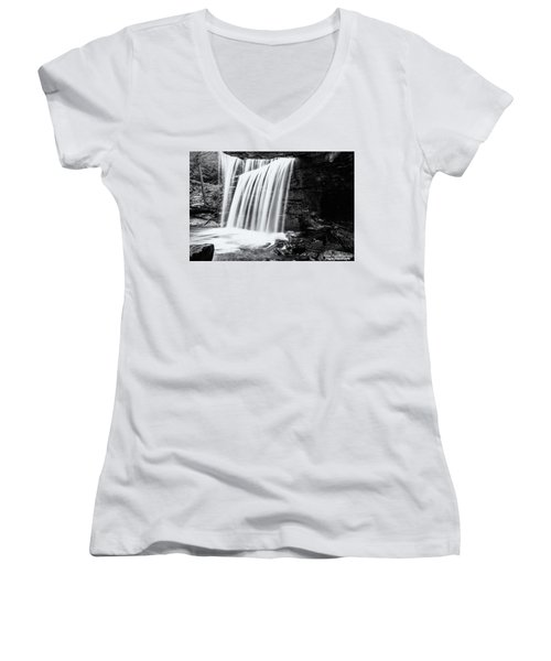 No Name Women's V-Neck (Athletic Fit)