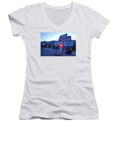 No Vacancy  Women's V-Neck (Athletic Fit)