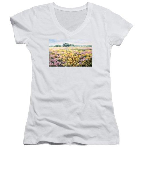 Nygren Wetlands Women's V-Neck