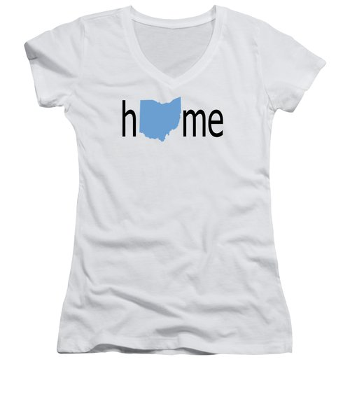 Ohio - Home Women's V-Neck