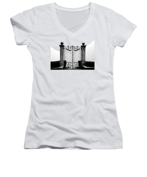 Old Gate Women's V-Neck
