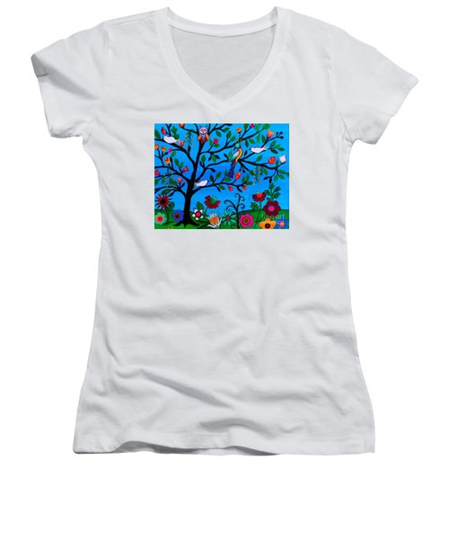 Optimism Women's V-Neck