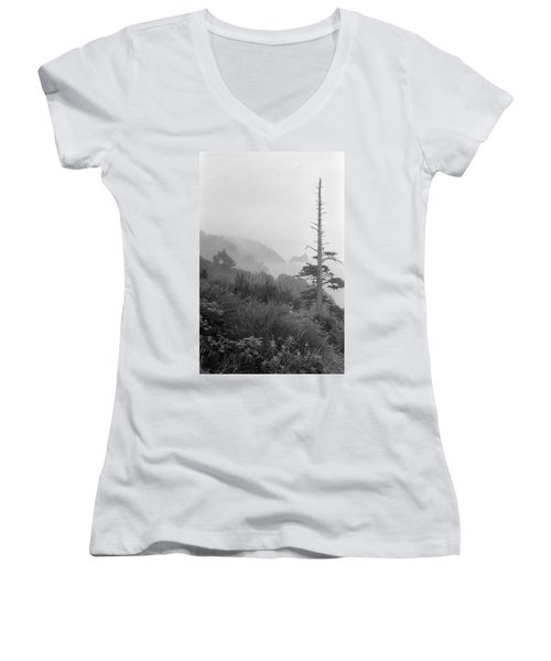 Oregon Coast Women's V-Neck