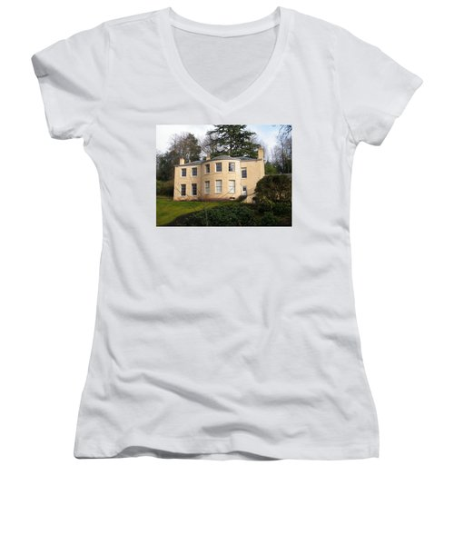 Owners House Women's V-Neck