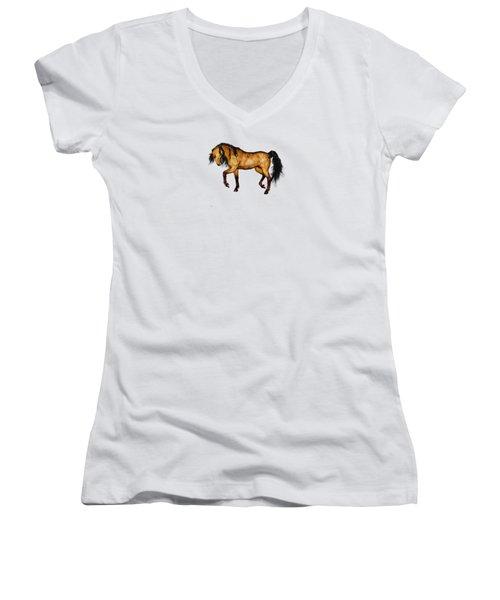 Paso Fino Women's V-Neck T-Shirt