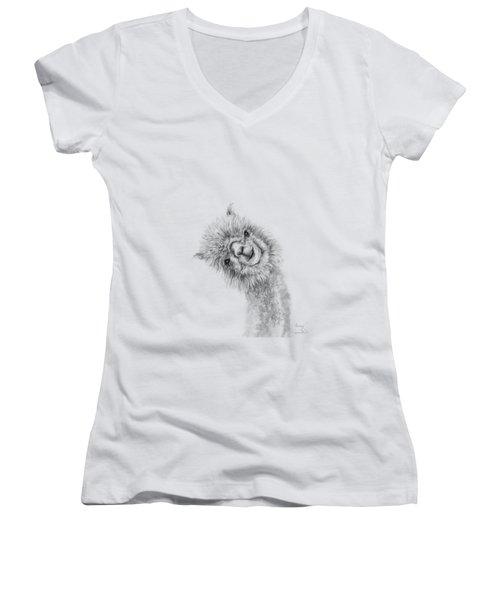 Penny Women's V-Neck T-Shirt