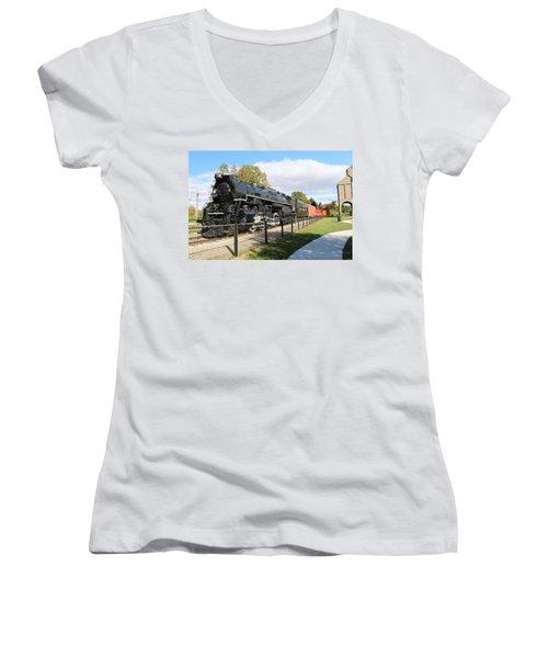 Pere Marquette Women's V-Neck T-Shirt