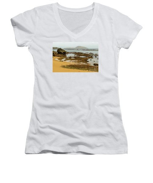 Phillip Island 01 Women's V-Neck