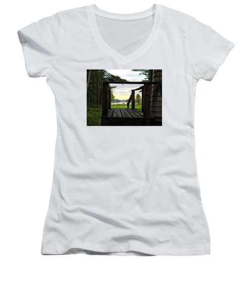 Picture Perfect Women's V-Neck