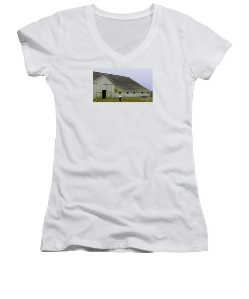 Pierce Pt. Ranch Study Women's V-Neck