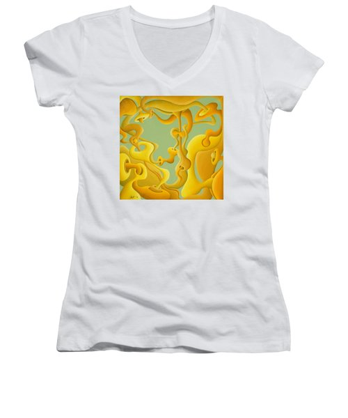 Pro-photonic Sunshine System Women's V-Neck