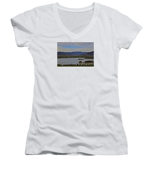 Pure Delight Colorado Women's V-Neck T-Shirt