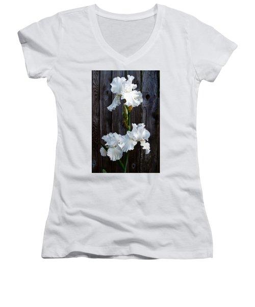 Pureness Women's V-Neck T-Shirt