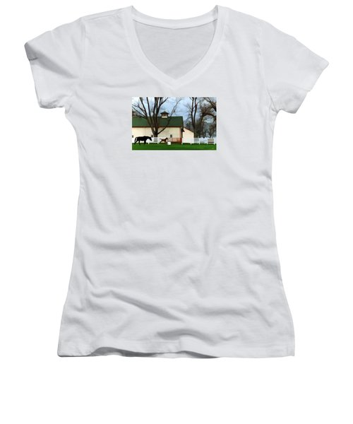 Ramsey Farm Women's V-Neck