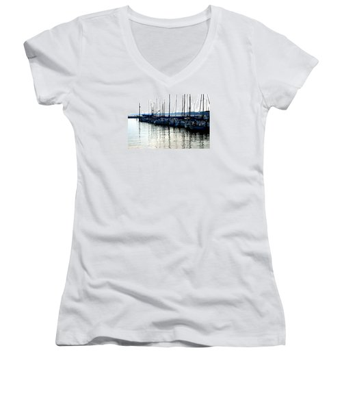 Reflections -  Image  1 Women's V-Neck T-Shirt