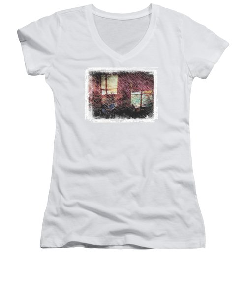 Retrospection Women's V-Neck