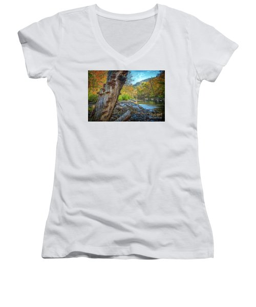 Richland Creek Women's V-Neck