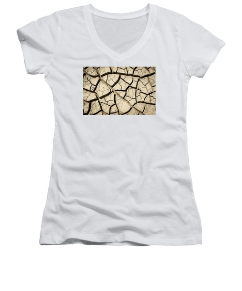 River Mud Women's V-Neck