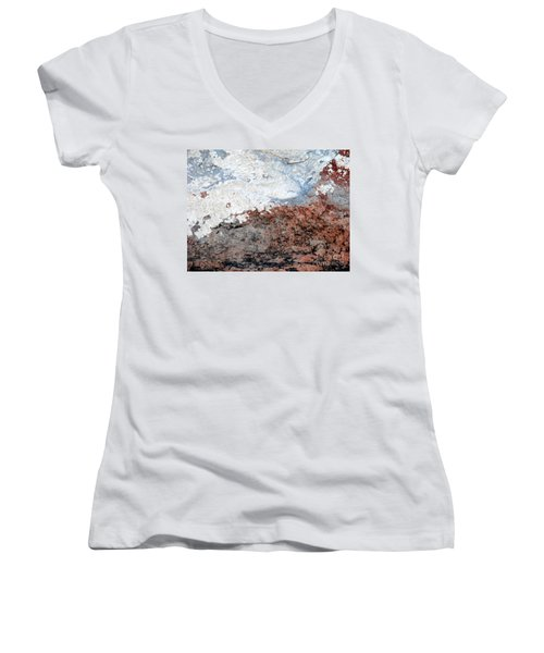 Rock Scenes Women's V-Neck (Athletic Fit)