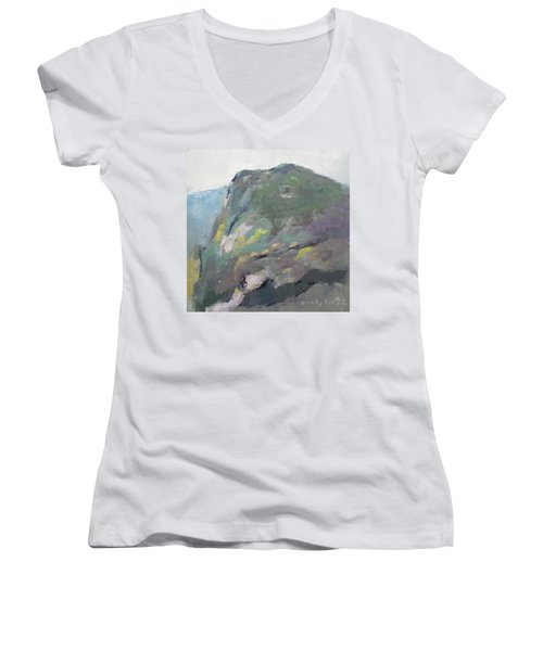 Rocky Mountain Women's V-Neck (Athletic Fit)