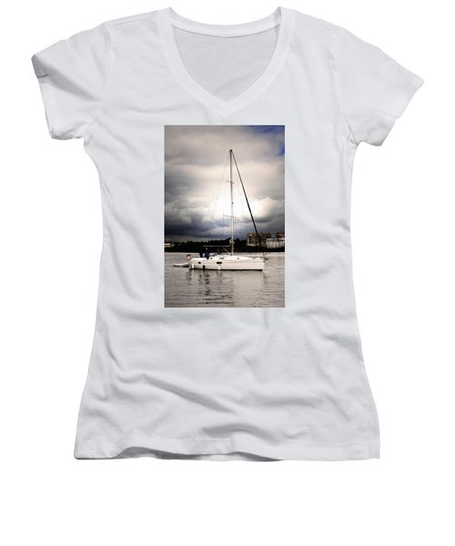 Sailor And Storm Women's V-Neck T-Shirt