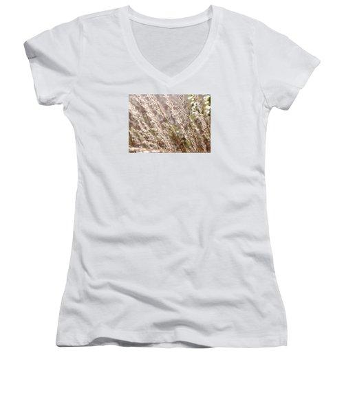 Seeds Of Autumn Women's V-Neck T-Shirt