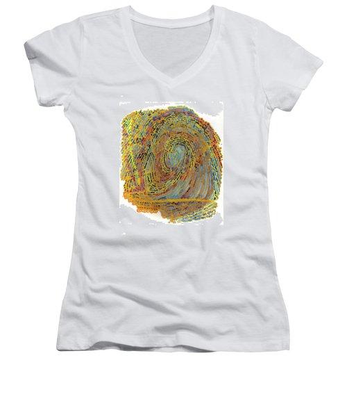 Self Portrait R1 Women's V-Neck T-Shirt