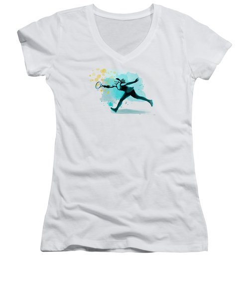 Serena Women's V-Neck T-Shirt
