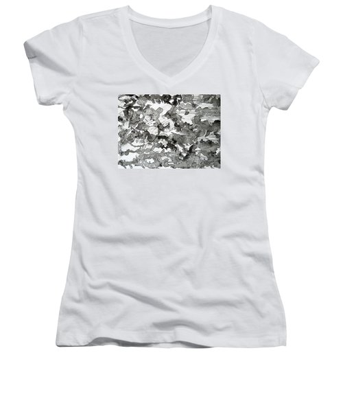 Shades Of... Women's V-Neck (Athletic Fit)