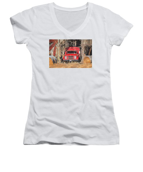 Shelter From The Weather Women's V-Neck