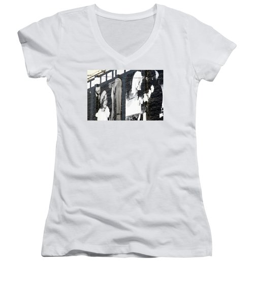 Shirley And Mae Women's V-Neck