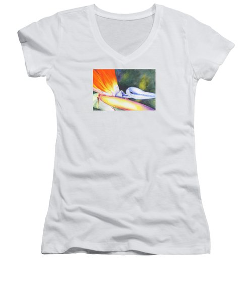 Show Off Women's V-Neck