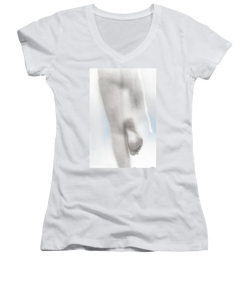 Silhouette #7422 Women's V-Neck (Athletic Fit)