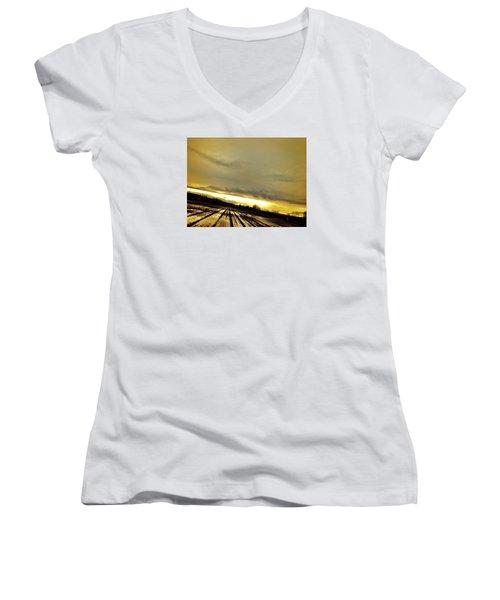 Siren Women's V-Neck T-Shirt