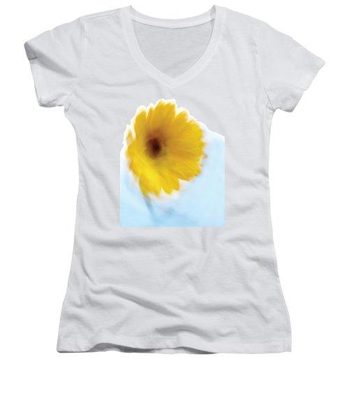 Soft Radiance Women's V-Neck
