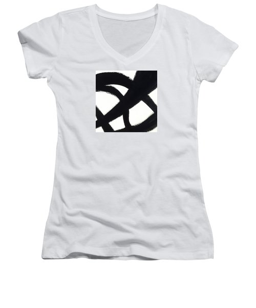 Soho Gallery Prints And Posters Women's V-Neck