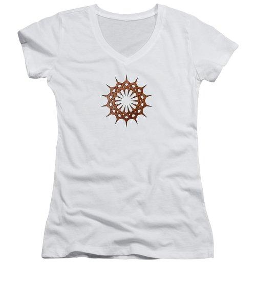 Sol Eight Women's V-Neck T-Shirt