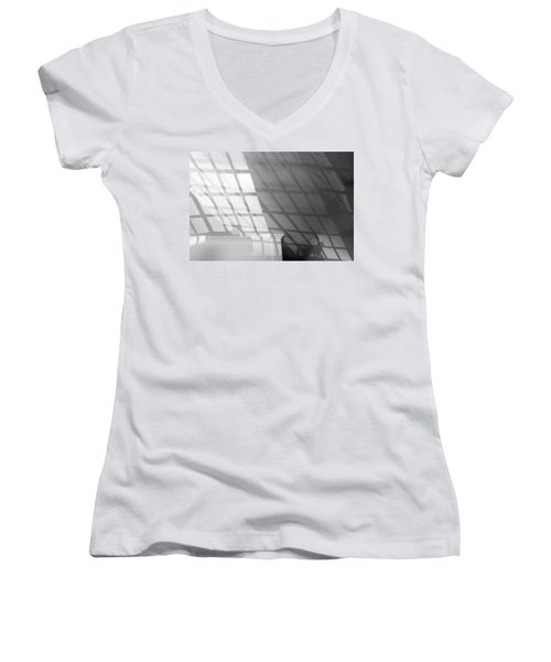 Solar Cat I 2013 Limited Edition 1 Of 1 Women's V-Neck (Athletic Fit)
