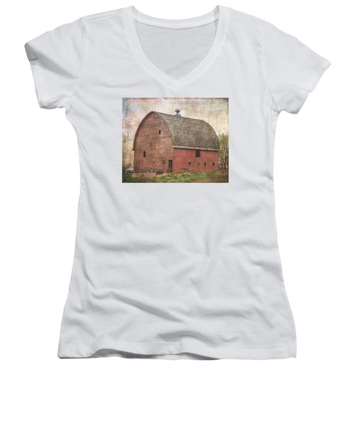 Someplace In Time Women's V-Neck
