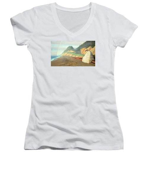Song For My Brother Women's V-Neck T-Shirt