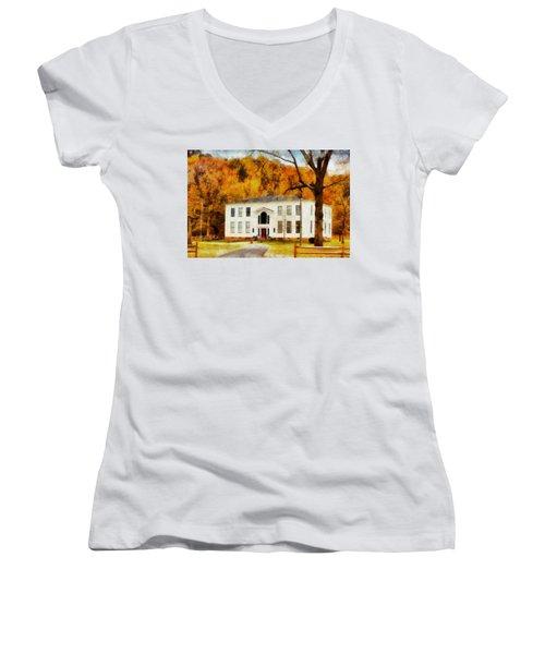 Southern Charn Women's V-Neck T-Shirt